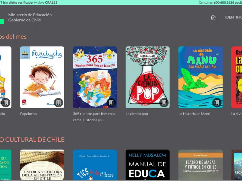 ¡Lee lo que quieras en la Biblioteca Digital Escolar!
